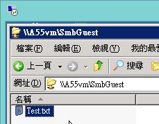 Windows 2003 用網路芳鄰連入